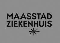 logo maasstad ziekenhuis b&w